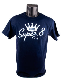 T-SHIRT - NAVY, LOGO