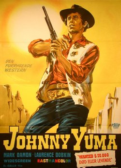 JOHNNY YUMA (POSTER)