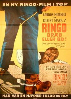 RINGO – DRAEB ELLER DØ (POSTER)