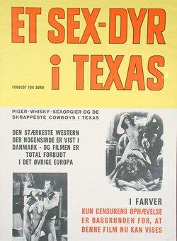ET SEX-DYR I TEXAS (POSTER)
