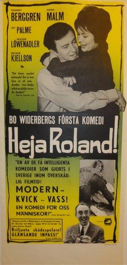 HEJA ROLAND! (POSTER)