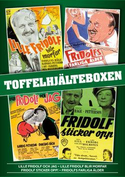 TOFFELHJÄLTEBOXEN - FRIDOLFBOX (4 FILMER)